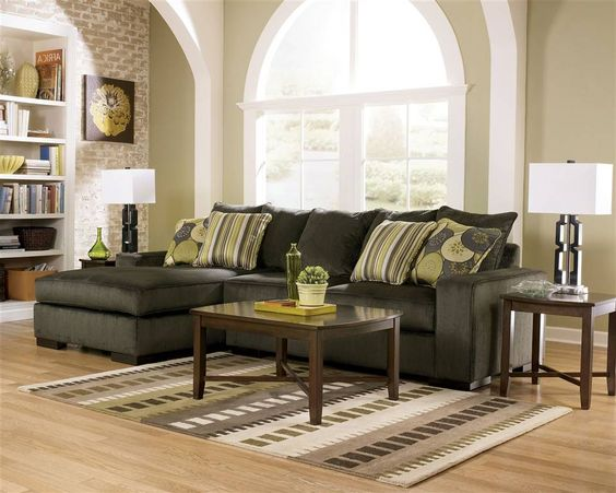 Mattress Stores In Longview Tx Signature Design by Ashley - Sectional w Chaise | Home Decor ...