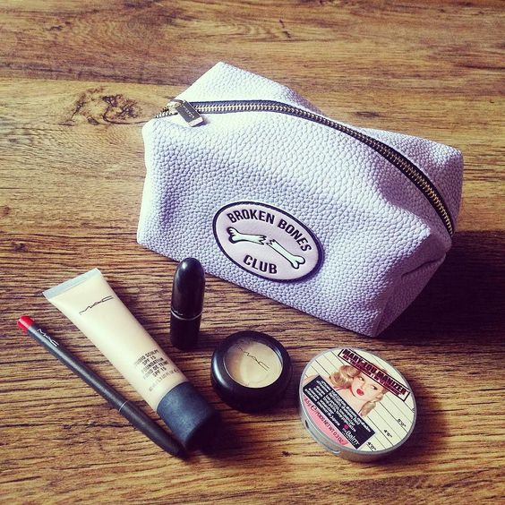 In love with my new Skinny Dip LDN make up bag  by swampdolly