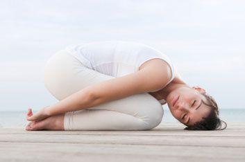6 postures de yoga pour mieux dormir | Sommeil | Ma vie | Plaisirs Santé