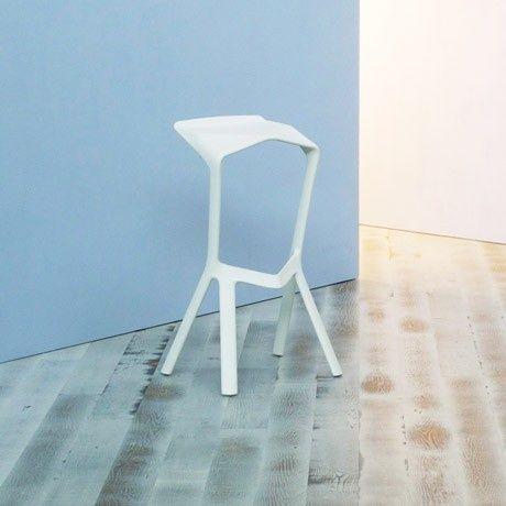 Konstantin Gcric White stool Plank