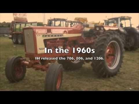 History Of International Harvester Tractors Youtube International Harvester Tractors International Harvester Tractors