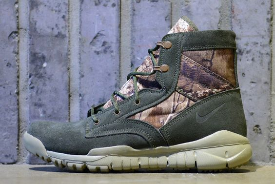Nike SFB Boot Real Tree Camo Pack