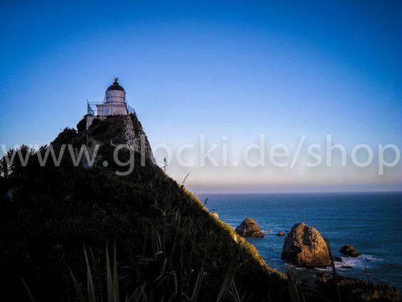 Neuseeland - Leuchtturm Nugget Point - meinLieblingsbild.com