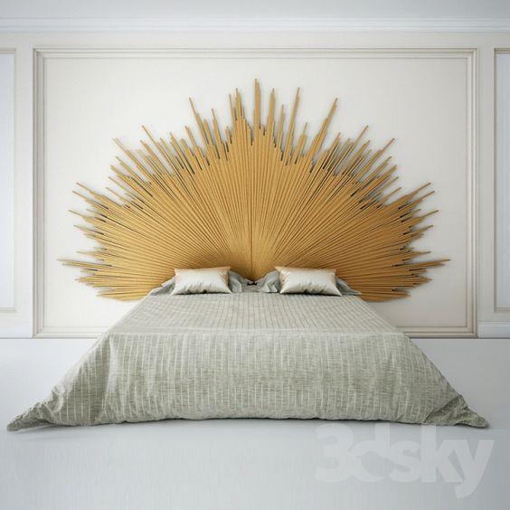 tete de lit maison
