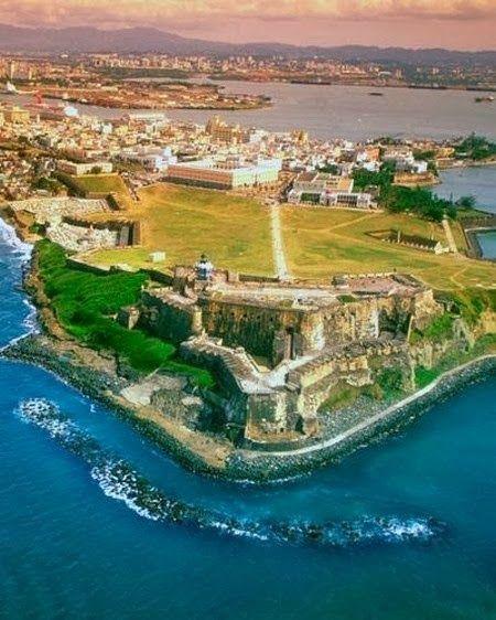 Places To Visit - San Juan