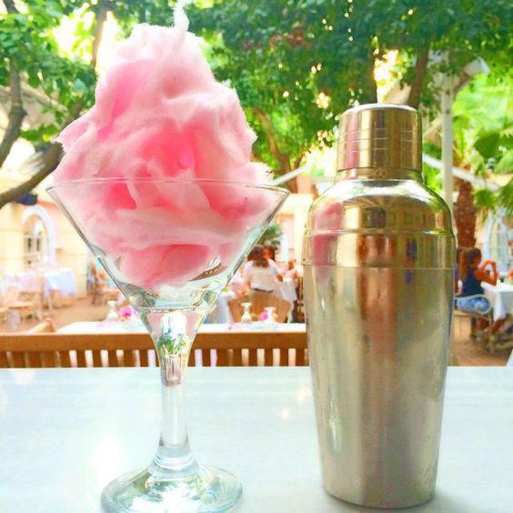 Descubre cómo preparar un delicioso Martini de algodón de azúcar - IMujer