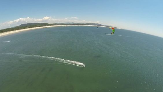 Blast Kiteboarding Team Rider - Tom Butler on Vimeo