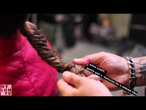 BEAUTY QUEEN: BRAIDING 101 WITH BENJAMIN MOHAPI - YouTube