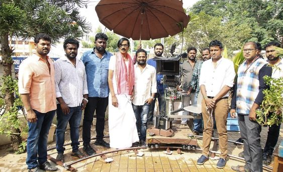 "S3 PICTURES PRODUCTIONS BHUVAN NULLAN R DIRECTORIAL ""ZOMBIE"" STARTS ROLLING"