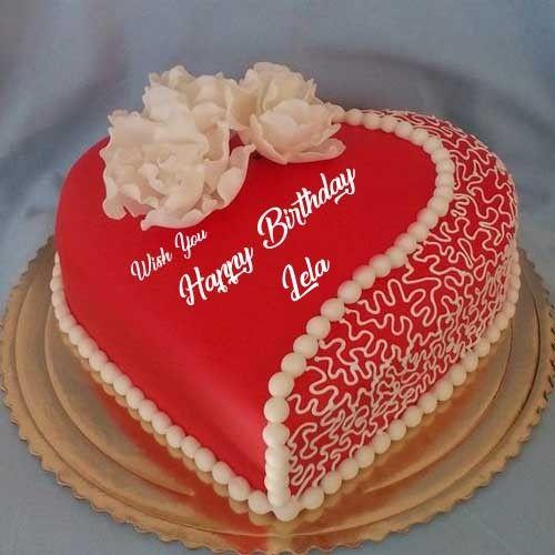 Beautiful Happy Birthday Cake Name Images Romantic Birthday Cake