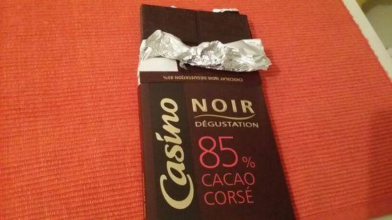 Páscoa: chocolate amargo