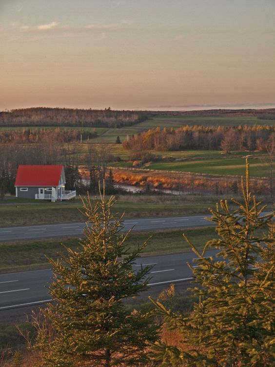 Warmth of the Countryside. Stewiacke, Nova Scotia. ©Marg Robins www.stewiackenovascotia.com