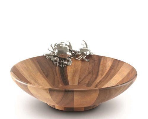 Crab Salad Serving Bowl For Sale In 2021 Bowl Serving Bowls Crab Decor