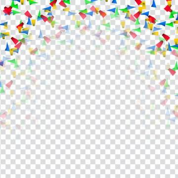 Confetti Celebrate Birthday Banner Background Happy Anniversary Party Carnival Colorful Gift Abstrac Carnival Background Background Banner Colorful Backgrounds