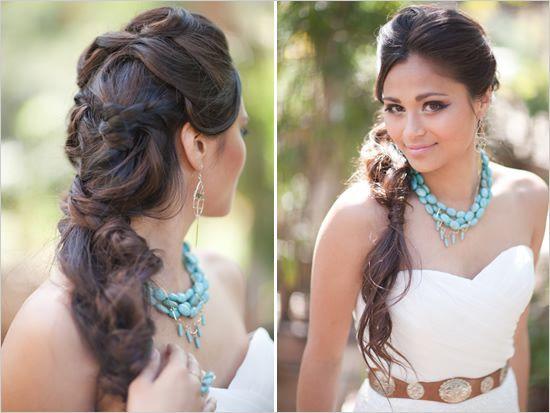 Enjoyable Style Girls And Brides On Pinterest Short Hairstyles Gunalazisus