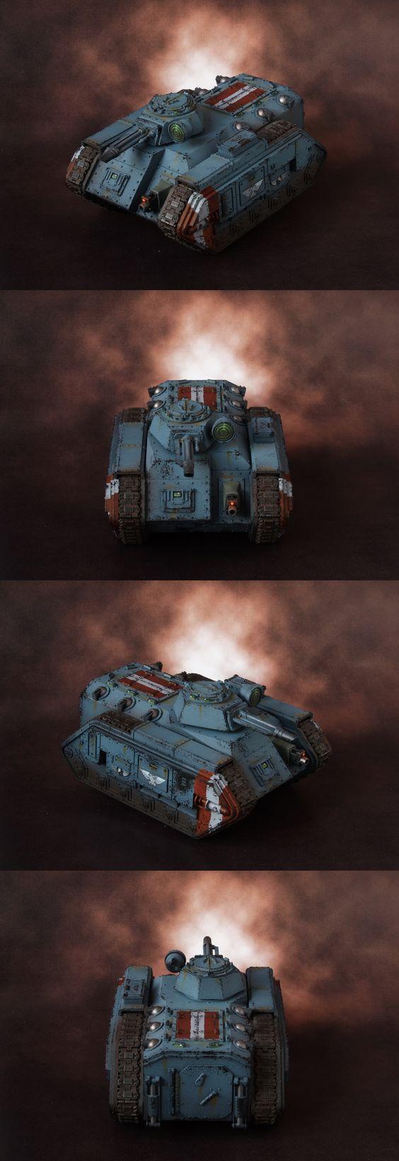 Astra Militarum - Imperial Guard Chimera