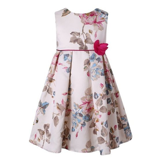 Find More Dresses Information about 2016 new princess kids dress for girl summer high quality floral dress children clothing,High Quality dresses hot,China dress edge Suppliers, Cheap dress mature from Little Lisa on Aliexpress.com