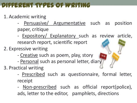 Academic Writing Position Paper  Google Search  Phd