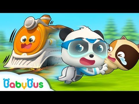 Super Panda Rescues Baby Kitten Super Panda Rescue Team Panda Cartoon Kids Song Babybus Youtube In 2021 Baby Kittens Rescue Team Cartoon Kids