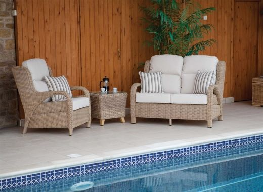 All Weather Outdoor Rattan Furniture Canterbury Rattan Outdoor