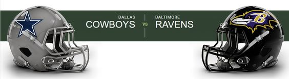 Baltimore Ravens at Dallas Cowboys AT&T Stadium — Arlington, TX on Sun Nov 20 at 12:00pm, From $35.00