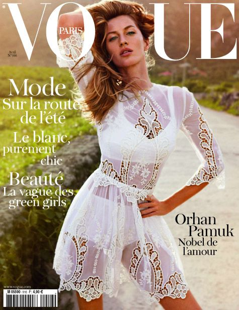 Crochetemoda: Vogue