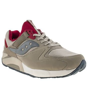 £80 - Mens Saucony Grid 9000 Trainers