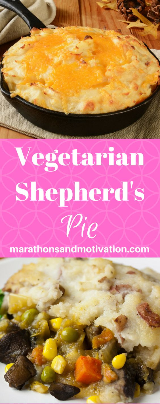 Vegetarian Shepherd's Pie | Recipe | Potatoes, Mushrooms and Patrick ...