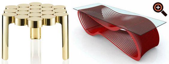 Designer Couchtisch u2013 Möbel im Trend u2013 Luxus \ Stil fürs - designer couchtisch wohnzimmertisch