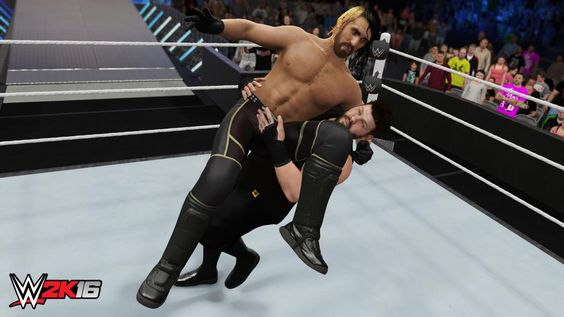 WWE 2K16 Game Screenshot