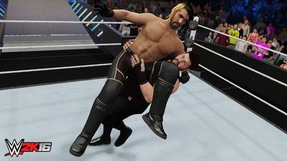 WWE 2K16 Game Screenshot
