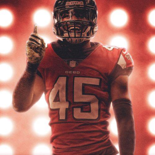 Calvin Ridley Atlanta Falcons Daring Boy Interactive Atlanta Falcons Atlanta Falcons Football Falcons