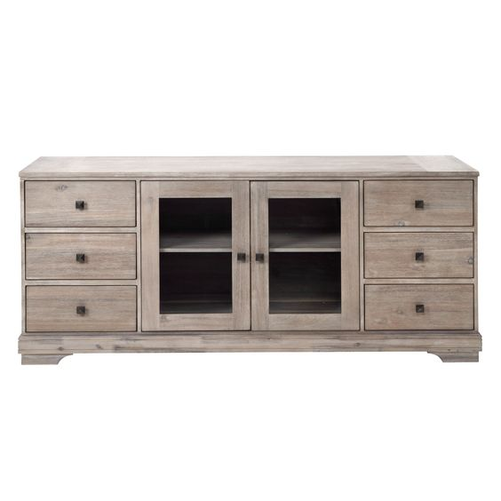 #zgallerie  Archer Buffet is versatile, showcasing hand craftsmanship while incorporating technology convenience if used as a media chest. $1,599