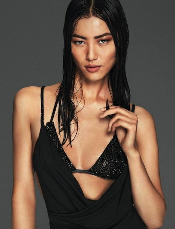 LA PERLA SS 2014 CAMPAIGN | LIU WEN |  PHOTOGRAPHERS MERT & MARCUS  | STYLED BY LUDIVINE POIBLANC