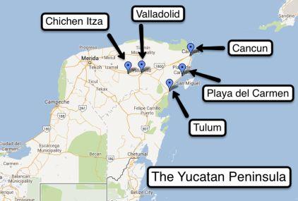 Car Ferry Florida To Yucatan