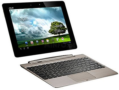 EeePad Transformer Prime Tegra3 1GB 32GB Gold + Dock  TF201-1I068A
