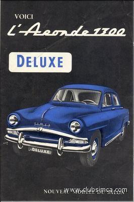 Simca Aronde 1956 ✏✏✏✏✏✏✏✏✏✏✏✏✏✏✏✏ IDEE CADEAU / CUTE GIFT IDEA ☞ http://gabyfeeriefr.tumblr.com/archive ✏✏✏✏✏✏✏✏✏✏✏✏✏✏✏✏