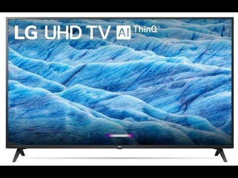 New Lg 55um7300pua 55 4k Hdr Uhd Smart Ips Led Tv 2019 Overview Uhd Tv Smart Tv Led Tv