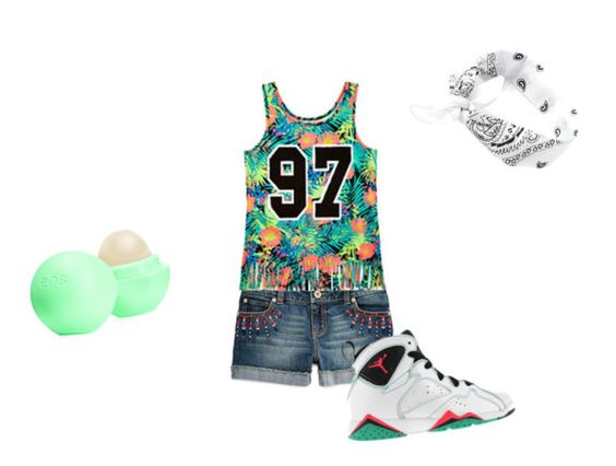 """ON FLEEK !!!!!"" by abullock100 ❤ liked on Polyvore featuring Retrò and Eos"