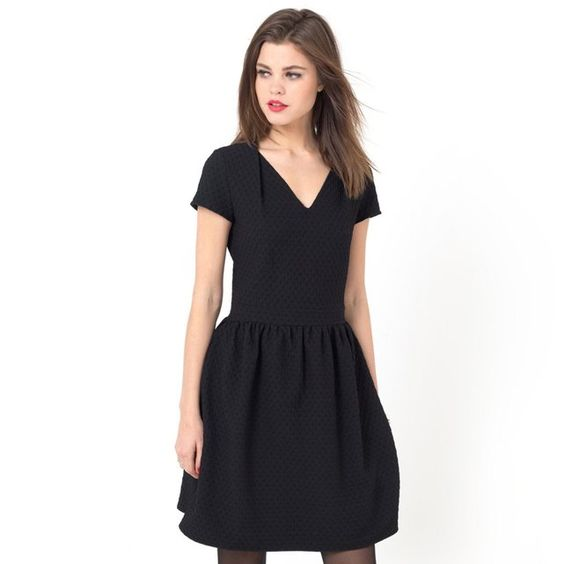 Robe manches courtes MADEMOISELLE R