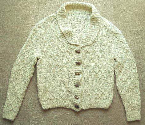 Knitting Pattern Cardigan Shawl Collar : Shawl Collar Cardigan Free Knitting Patterns (Clothing ...