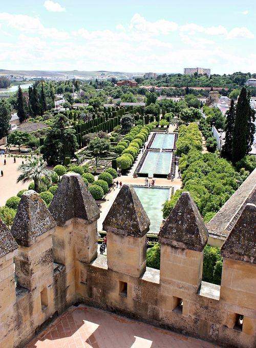 Alcázar de Córdoba   Spain (by Nacho Coca)