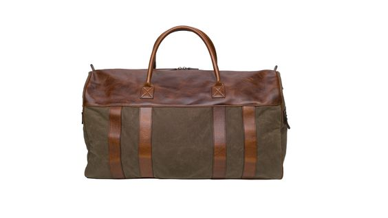 Moore and Giles Cleland Duffel Front View