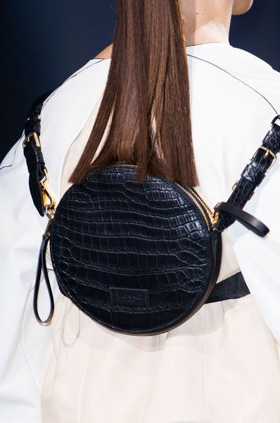 Vionnet circle bag