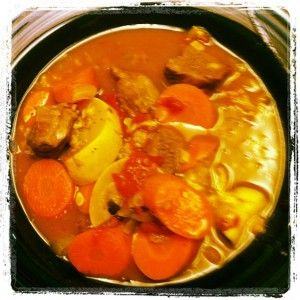 Fabulous clean eating fall stew!  Try it!