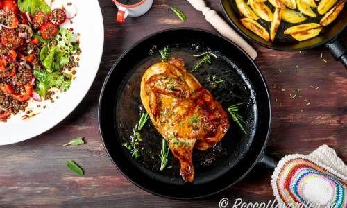 söt marinad till kyckling