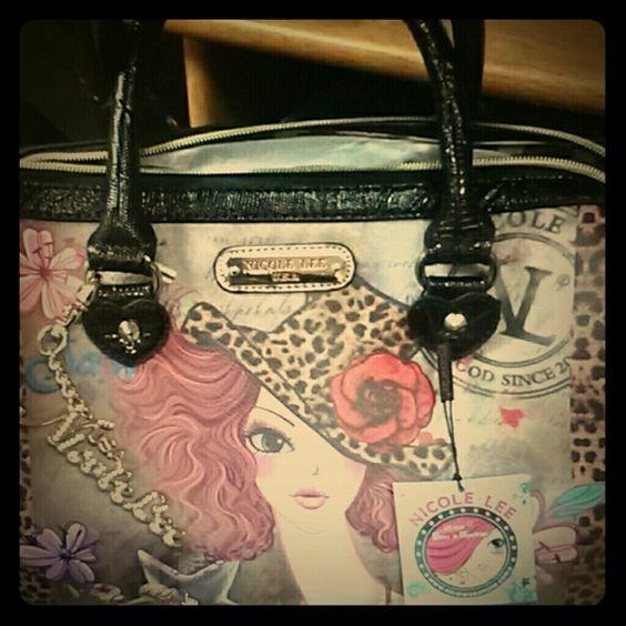 Nicole Lee Handbag New Miller Bags