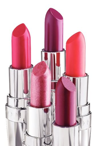 """Avon's Totally Kissable Lipstick. """"Makeout Red"""" is a perfect pinkish red for day and night. I love it."""