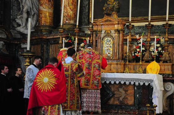 pentecost in rome 2014