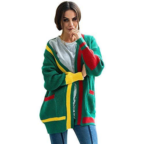 XQS Mens Knit Sweater Zipper Hooded Long Sleeve Hooded Jacket Outwear